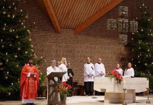 Weihnachten 2018 in Melle