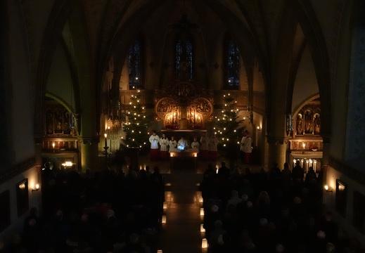Familiengottesdienst Weihnachten 2018 St. Johann _ Riemsloh