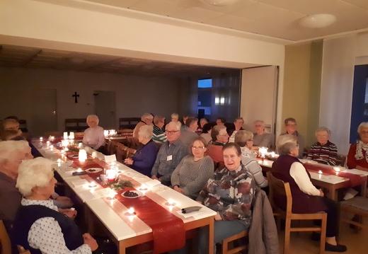 Adventsfeier der kfd Riemsloh (10.12.2018)