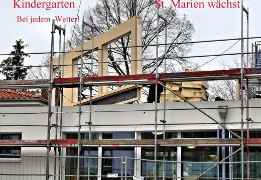 Erweiterung Familienzentrum St. Marien 2019