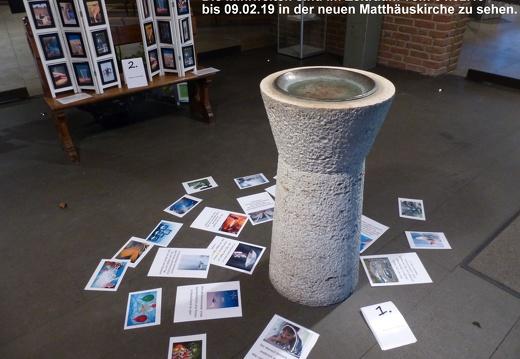Miniwelten: Mitmachausstellung zur Messdienerarbeit in St. Matthäus Melle 04. - 09.02.2019