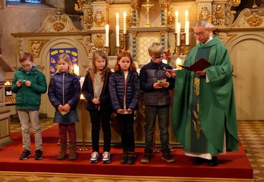 Familiengottesdienst St. Anna / St. Annen mit den Kokis 09.02.2019