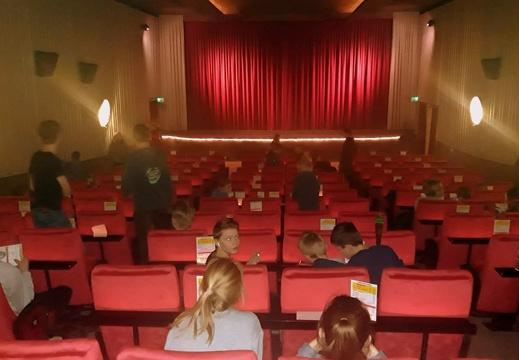 Kinobesuch der Messdiener