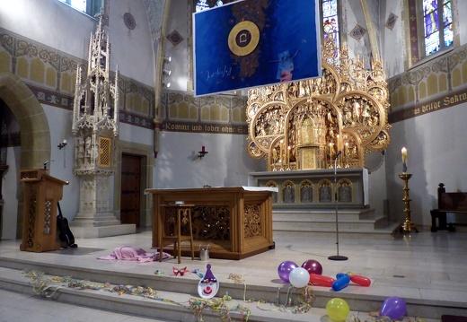 Aschermittwoch Kindergottesdienst St. Johann / Riemsloh