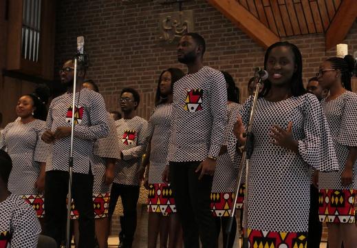Harmonius Chorale Ghana - Konzert 23.5.2019