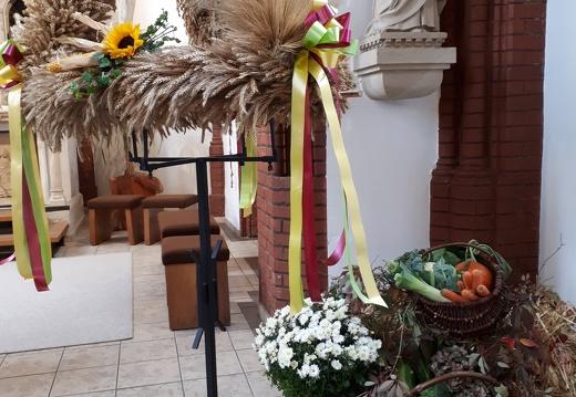 Erntedankfest in Sondermühlen -