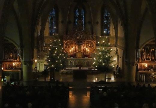 Weihnachten (Heiligabend) in Riemsloh 2019