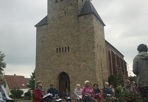 kfd Sondermühlen - Sommerandacht 08.07.2020
