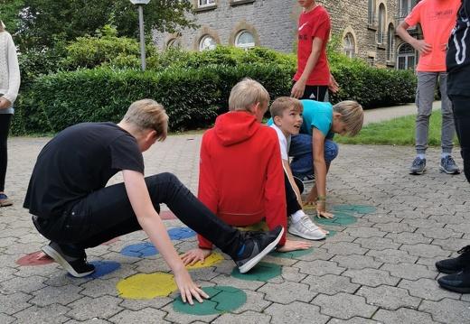 Zeltlager-Alternative 2020 der Katholischen Jugend Melle