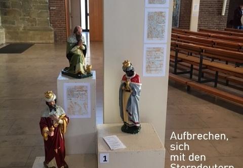 Adventsweg in der Matthäuskirche - 30.11.2020