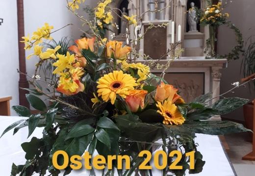 Ostern St. Marien / Sondermühlen - 04.04.2021