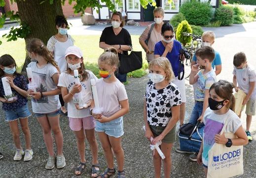 Erstkommunion St. Johann / Riemsloh und St. Anna / St. Annen 13.06.2021