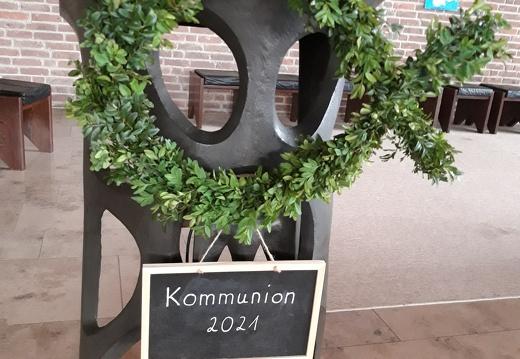 Erstkommunion St. Matthäus 26.06.2021