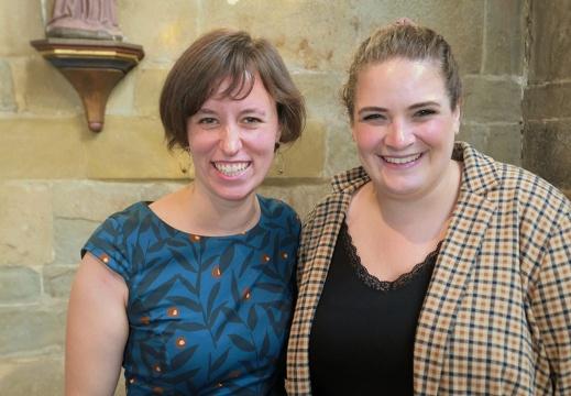 Gottesdienst zur Sendung der Pastoralreferentinnen Ruth Ahrens und Anna Schwieger, 26.09.2021(St. Matthäus, Melle)
